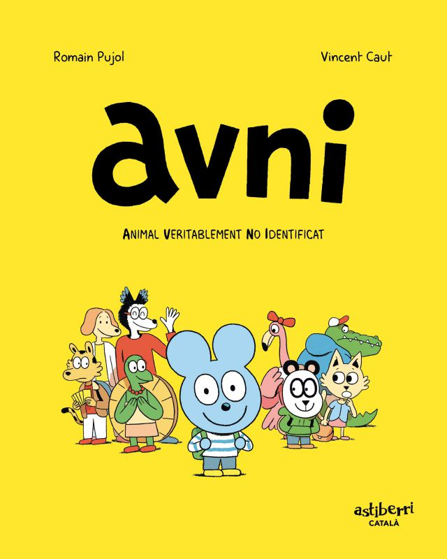 Avni. Animal veritablement no identificat